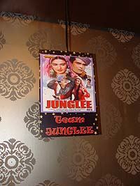 Retro Birthday theme Junglee movie poster